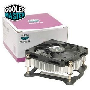 酷冷至尊cpu风扇超薄1155散热器 <span class=H>一体机</span>1U <span class=H>台式机</span><span class=H>服务器</span> HTPC专用