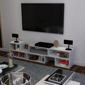 简约现代可伸缩电视柜时尚组合地柜简易客厅卧室<span class=H>液晶</span><span class=H>电视机柜</span>子