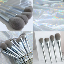 Makeup brush set, eye shadow brush, blush powder, brush, makeup set, makeup tool, makeup brush, full set of net red.