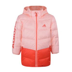 <span class=H>阿迪达斯</span>Adidas童装女童羽绒<span class=H>外套</span>婴童加厚保暖羽绒服【DM7112】