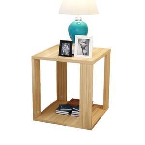 迷你小<span class=H>茶几</span>边几角几现代简约沙发边柜<span class=H>储物</span>柜床头桌茶水桌小方桌子