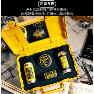 韩国MIP男士护肤品套装乳液爽肤水发蜡洗面奶洁面棒基础护理套盒
