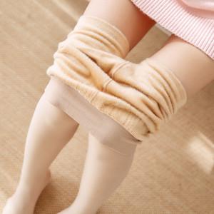 加厚连裤袜加绒光腿女肉色打底裤袜连脚神器秋冬款美腿肤色打底袜