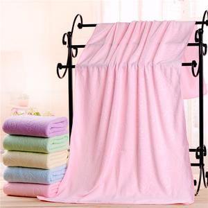 情侣家用洗澡巾吸水速干超细柔软可爱学生网红少女美容院<span class=H>浴巾</span>