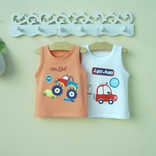 Summer clothes for boys aged 0-1-2-3-4
