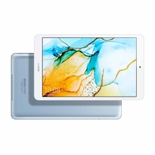 Self-operated Glory Tablet 58-Inch Tablet Computer 2019 New Android Learning Game Octuple-Front White and Back Glacier Blue 4G 32GB Official Standard