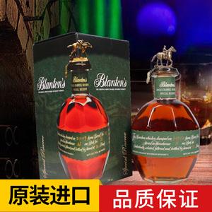 美国波兰顿绿标珍藏波旁<span class=H>威士忌</span>Blanton&#39;sBourbon Whiskey进口洋酒