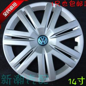 包邮14寸大众14/16款新老波罗POLO汽车轮毂盖罩轮胎装饰盖大轮盖