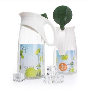 厨房<span class=H>用品</span> 玻璃水壶套装企鹅壶 玻璃扎壶<span class=H>冷水壶</span>玻璃水具
