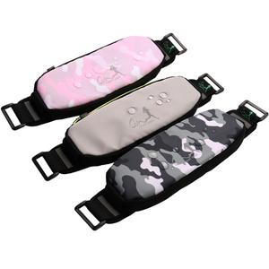 男女户外运动腰包跑步便携式迷彩多功能防水手机小腰包马拉松装备
