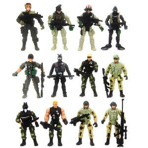 軍事<span class=H>玩具</span>士兵突擊狙擊手10CM軍事<span class=H>兵人</span><span class=H>模型</span>武器衣服裝<span class=H>玩具</span>軍人場景