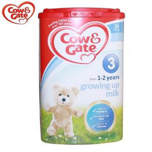 英国直邮英牛栏3段婴儿<span class=H>奶粉</span>1-2岁 19年5月6月保质期