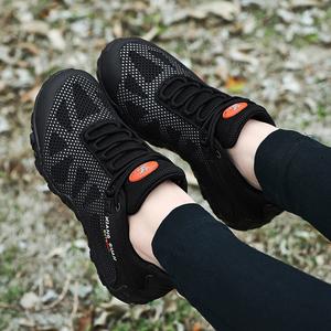 春夏季户外运动登山鞋男防滑<span class=H>徒步鞋</span>女轻便透气旅游爬山鞋耐磨跑鞋