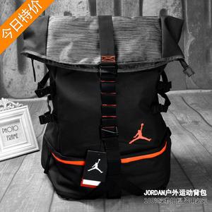 正品乔丹双肩包AJ背包潮牌飞人男包女中学生书包旅行运动电脑球包