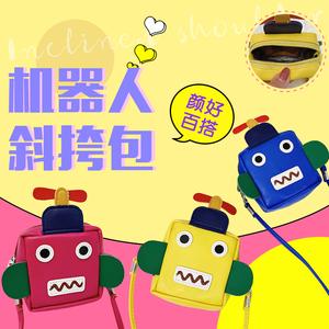 韩版儿童可爱卡通小<span class=H>包包</span>女童中大童时尚单肩皮包斜挎包手机零<span class=H>钱包</span>