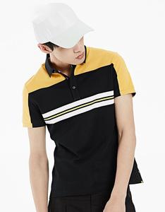 特惠GXG<span class=H>男装</span>新款 时尚潮流休闲短袖POLO衫62124110