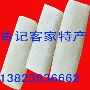 广东梅州客家特产 猪肠糕 糯米软糕 <span class=H>糕点</span> 小吃