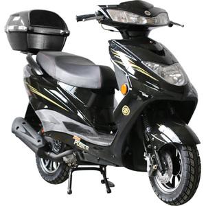 125cc迅鹰<span class=H>踏板车</span><span class=H>摩托车</span>改装鬼火整车<span class=H>摩托车</span>男女助力代步车街车