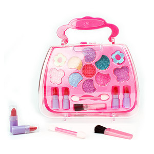 小孩用的化妆品 安全无毒 公主儿童化妆品<span class=H>玩具</span>彩妆<span class=H>礼盒</span>套装女孩公