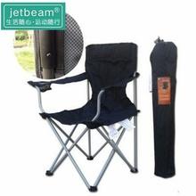 大号户th折叠椅子帆bi钓椅沙滩椅便携野营野外凳子旅行