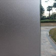 灰色磨th膜阳台玻璃bi光不透明遮阳浴室移门隔热包邮