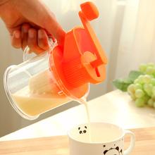 婴儿迷th(小)型家用水la榨汁器豆浆机研磨机果汁机器