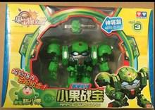机器的机甲系th3变形玩具gr宝解锁果宝特攻2尊香组合战神