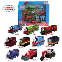 正款托th斯(小)火车头ho具套装合金十10辆礼盒装男孩宝宝詹姆士