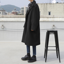 MRCYC冬季韩版男中长