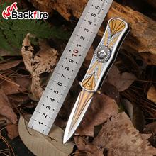 指尖陀th玩具(小)刀军li能随身迷你防身荒野求生装备户外折叠刀