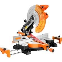 促销14寸切割机大功率圆锯木工精密锯th15机斜切me度高精度铝