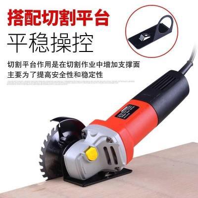 割抛光th用角磨机万qu(小)型迷你电磨机打磨工具切。