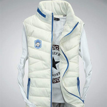 天津泰达队球迷用品纪念品th9天津泰达re马甲棉男女外套背。