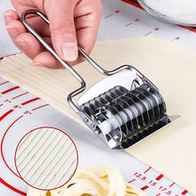 手动切th器家用压面is钢切面刀做面条的模具切面条神器