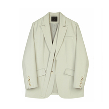 VEGth CHANsd款(小)众设计女士(小)西服外套女2021春装新式