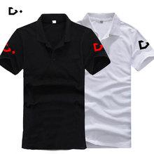 钓鱼Tti垂钓短袖|fu气吸汗防晒衣|T-Shirts钓鱼服|翻领polo衫