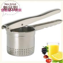 器柠檬ti器石g榴3fa榨机商用橙子蜂蜜机手动手压果汁机大号(小)型