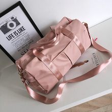 旅行包ti便携行李包so大容量可套拉杆箱装衣服包带上飞机的包