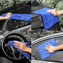 专用大tj吸水加厚擦fw功能家用抹布汽车室内清洁神器