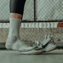 UZItj精英篮球袜ic长筒毛巾袜中筒实战运动袜子加厚毛巾底长袜