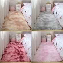 北欧itls客厅茶几nm铺可爱网红同式加厚床边毛毯可坐地垫