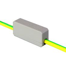 I-16大功to对接连接器ha方接线端子4、6平方电线中间延长对接头