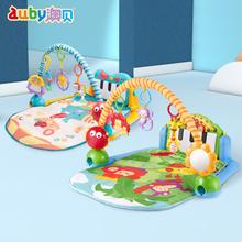 脚踏钢琴to1身架器音no2个月6宝宝3新生8婴儿玩具男女孩1岁