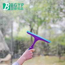 日本进to软胶玻璃刮to刀浴室玻璃擦洗窗户工具刮擦利器清洁刷