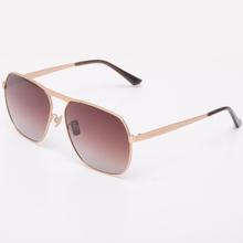 纯钛偏to渐近色太阳aiAR8301舒适太阳眼镜大框大脸男可配近视