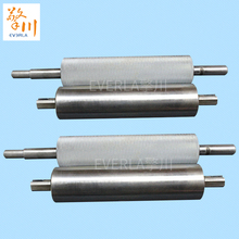 无动力to锈钢滚筒镀zx线滚筒托辊输送机传动滚轴辊筒加工定制