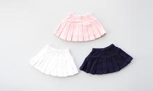 女童短裙裤2019夏新式童装宝tr12纯棉百ni蹈半身裙子演出服