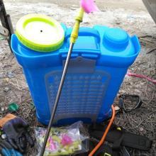 电动喷tr器喷壶式锂rl喷雾器喷药果树能喷药器喷壶消毒机电瓶