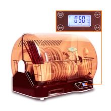消毒勺tr盒快收纳机es厅厨房(小)型带烘干碗筷家用家