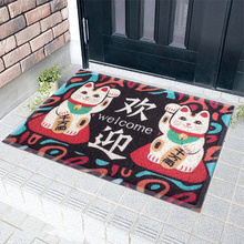 客隆采tu垫门垫进门ut门口丝圈地毯家用厨房防滑防油垫子脚垫